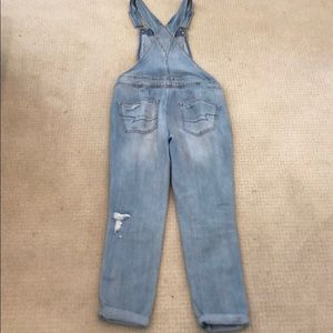 American Eagle Outfitters Jeans - American Eagle Tomgirl Overalls XS